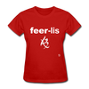 Fearless T-Shirt - red
