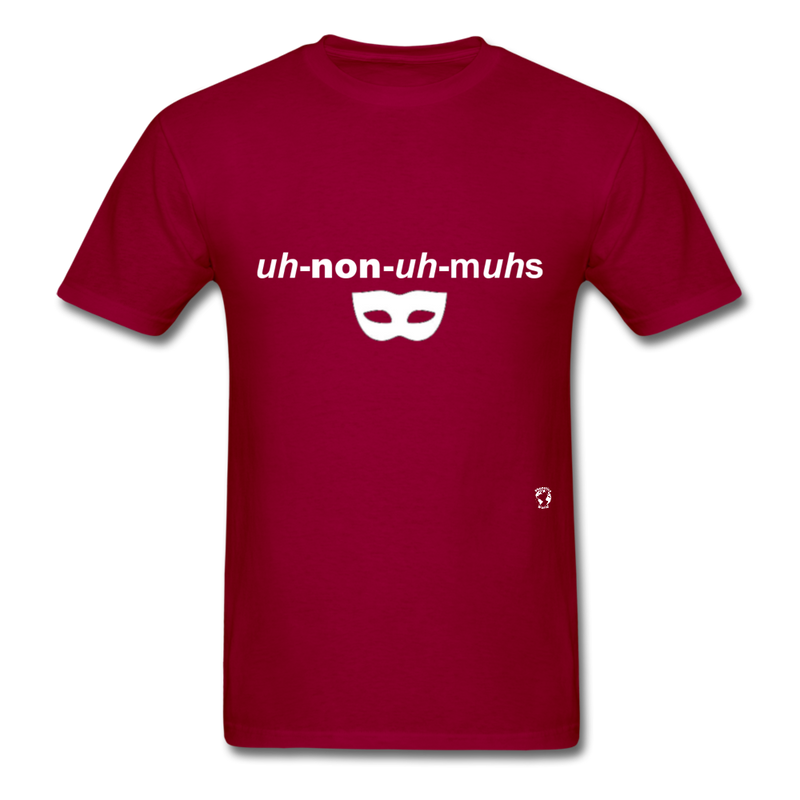 Anonymous T-Shirt - red