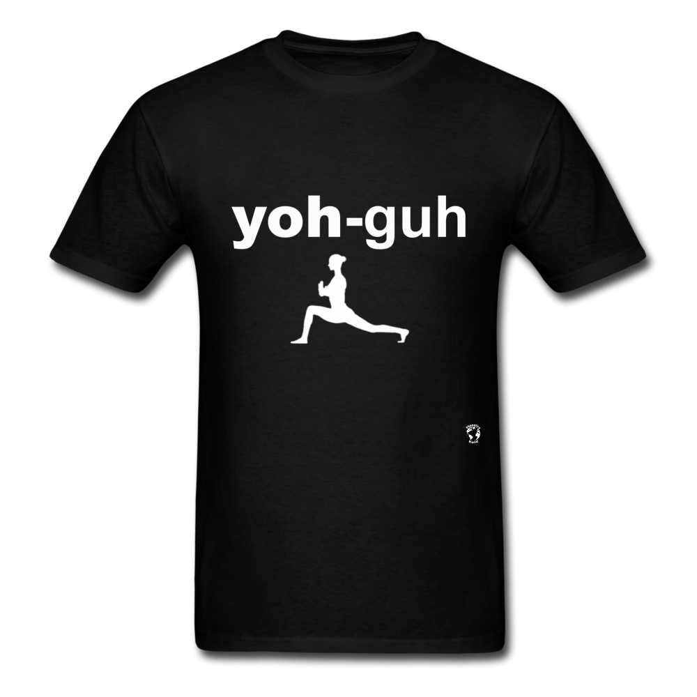 Yoga T-Shirt - black