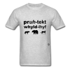 Protect Wildlife T-Shirt - heather gray