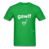 Golf T-Shirt - bright green