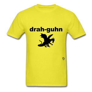 Dragon T-Shirt - yellow