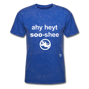 I Hate Sushi T-Shirt - mineral royal