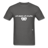 Anonymous T-Shirt - charcoal