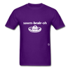 Sombrero T-Shirt - purple
