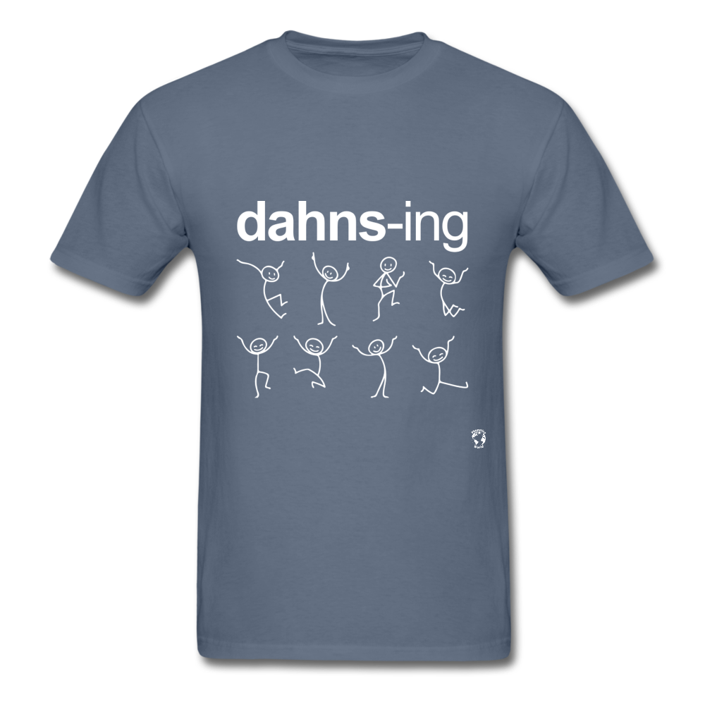 Dancing Shirt - denim