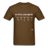 Enthusiastic T-Shirt - brown