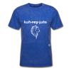 Courageous T-Shirt - mineral royal