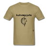 Courageous T-Shirt - khaki