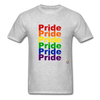 Pride T-Shirt - heather gray