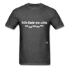 Hilarious T-Shirt - heather black