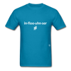 Influencer T-Shirt - turquoise