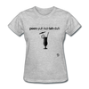 Pina Colada T-Shirt - heather gray