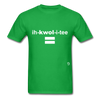 Equality T-Shirt - bright green