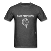 Courageous T-Shirt - heather black