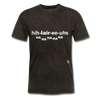Hilarious T-Shirt - mineral black