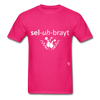 Celebrate T-Shirt - fuchsia