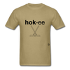 Hockey T-Shirt - khaki