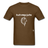 Courageous T-Shirt - brown