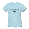 Anonymous T-Shirt - powder blue