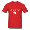 Asterisk T-Shirt - red