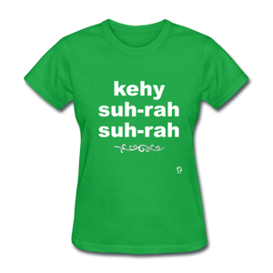 Que Sera Sera T-Shirt - bright green