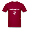 Monkey T-Shirt - dark red