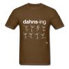 Dancing Shirt - brown