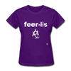 Fearless T-Shirt - purple