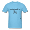 Guacamole T-Shirt - aquatic blue