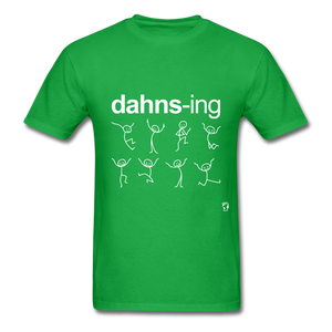 Dancing Shirt - bright green