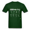 Dancing Shirt - forest green