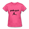Yoga T-Shirt - heather pink