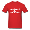 Be Gentle T-Shirt - red
