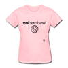 Volleyball T-Shirt - pink