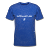 Influencer T-Shirt - mineral royal