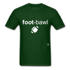 Football T-Shirt - forest green