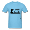 Prayer Heals T-Shirt - aquatic blue