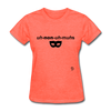 Anonymous T-Shirt - heather coral