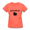 Gorilla T-Shirt - heather coral
