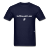 Influencer T-Shirt - navy