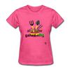 I Love Gardening T-Shirt - heather pink