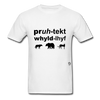 Protect Wildlife T-Shirt - white