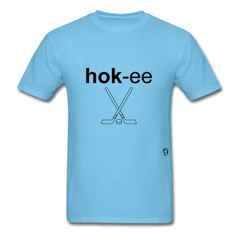 Hockey T-Shirt - aquatic blue