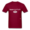 Beautiful T-Shirt - burgundy