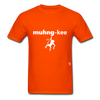 Monkey T-Shirt - orange