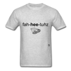 Fajitas T-Shirt - heather gray