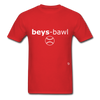 Baseball T-Shirt - red