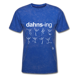 Dancing Shirt - mineral royal