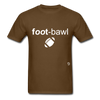 Football T-Shirt - brown